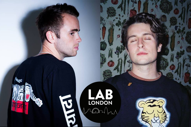 Mall Grab and KGW in The Lab LDN