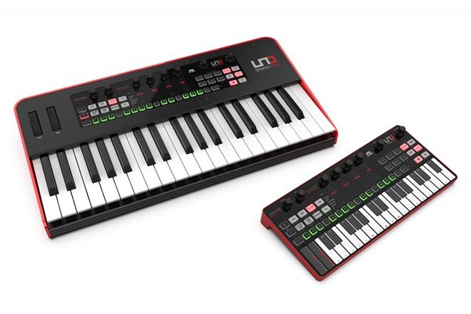 IK Multimedia releases demo video for the UNO Synth Pro