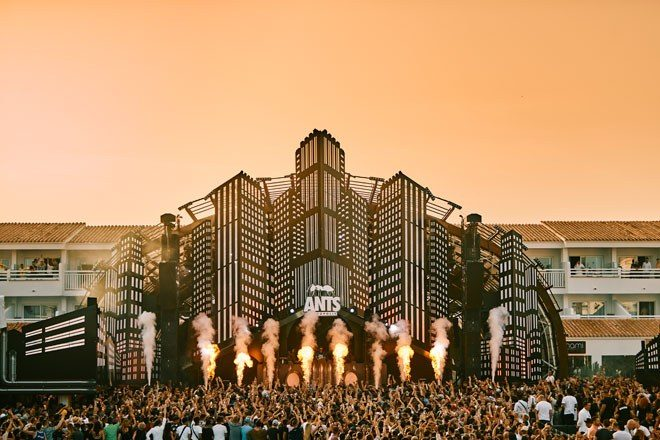 Ibiza clubs Ushuaïa and Hï have cancelled all planned events in May