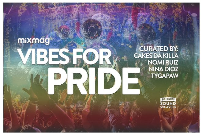 Spotify: Cakes Da Killa, TYGAPAW and more celebrate and curate 'Vibes for Pride'