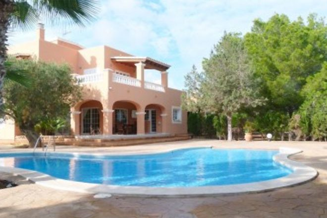 With Ibiza Villas 2000 your White Isle accommodation needs are sorted