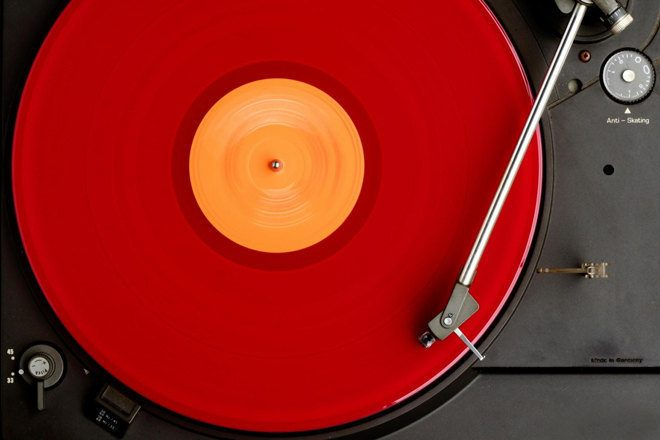 Vinyl sales have increased by 108% since the beginning of 2021