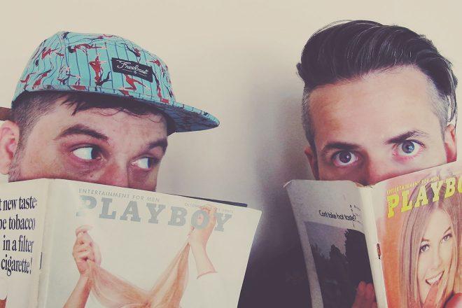 Essential: Walker & Royce team with Green Velvet for the wobbling 'Rub Anotha Dub'