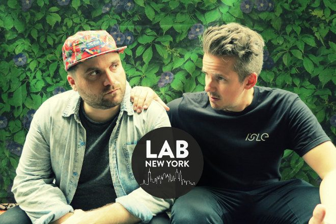 Walker & Royce in The Lab NYC