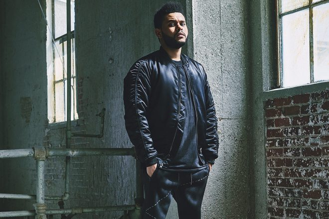 The Weeknd teams up with Puma