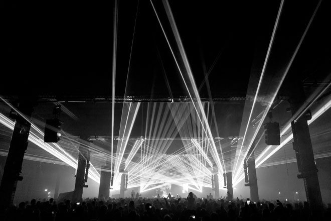 The biggest Drumcode party at The Warehouse Project is taking place in the Depot, Mayfield