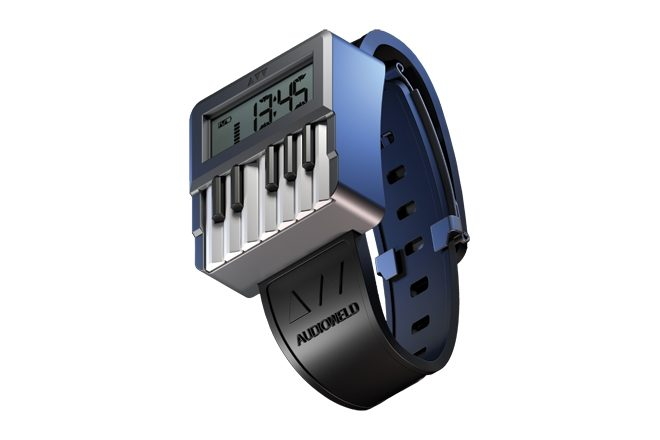 Behold, the world's first synth watch is here