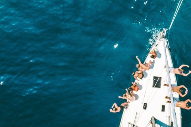 Void Acoustics have kitted out a super yacht for Yacht Week Festival in Croatia