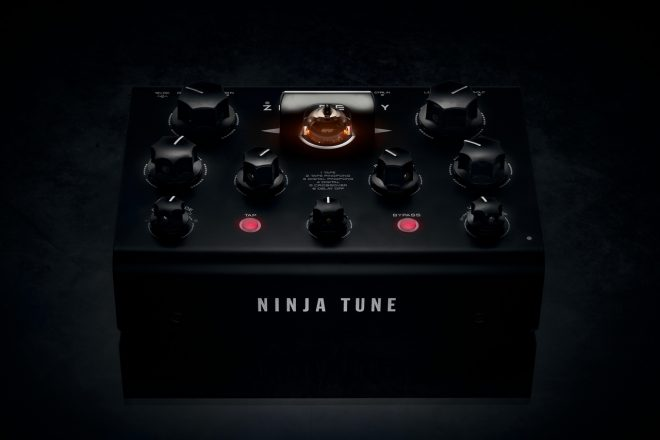 Ninja Tune and Erica Synths are releasing a new FX unit
