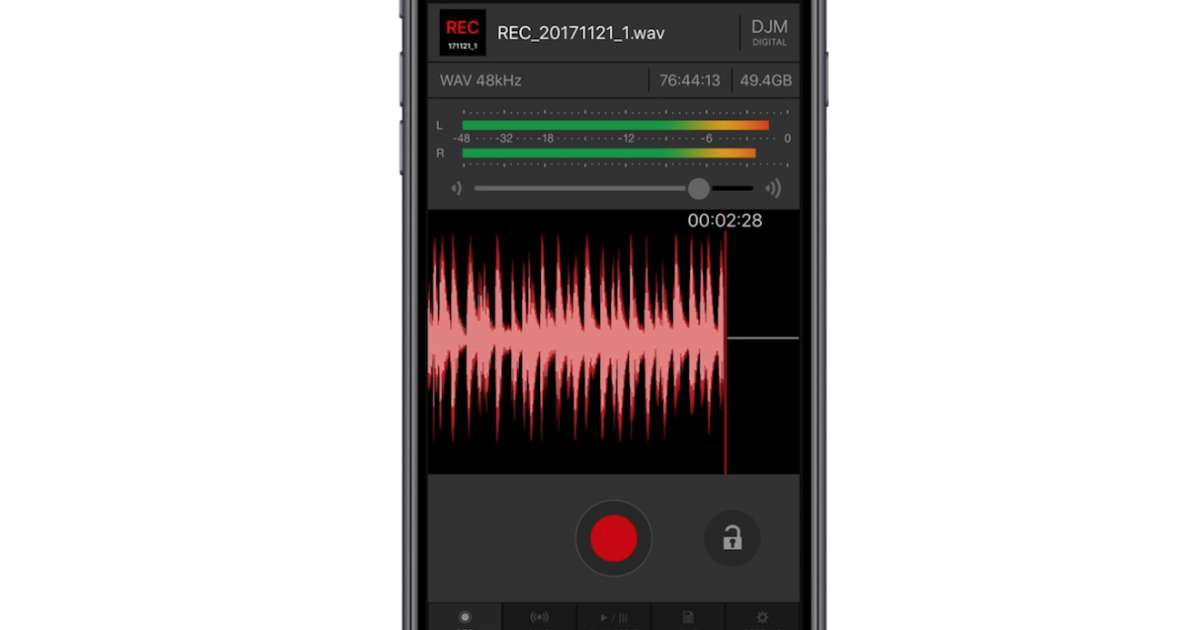 DJs can now legally clear mixes through Pioneer's DJM-REC app