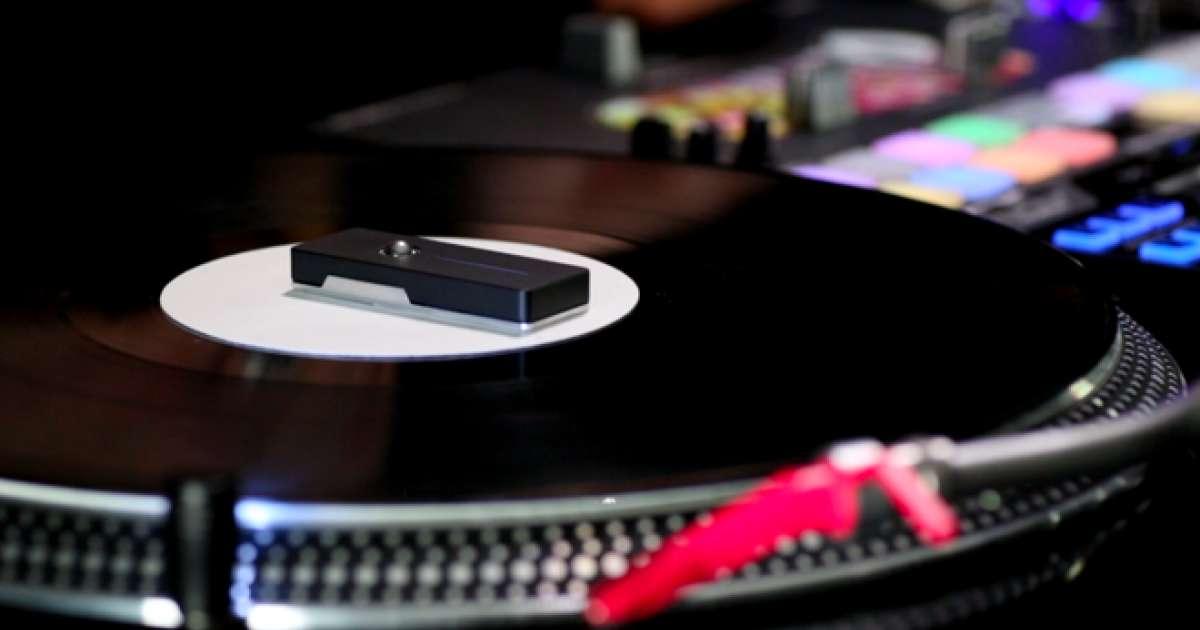 A New Gadget Lets You Use Vinyl To Play And Scratch Music