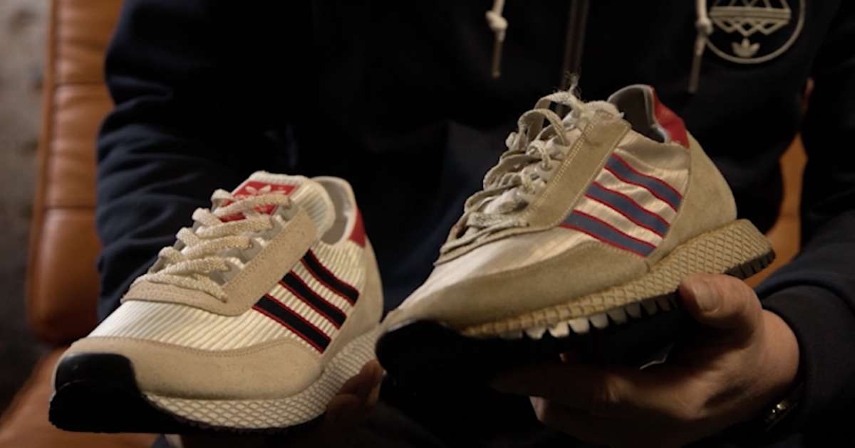 Release Date: adidas Spezial Acid Winter Collection