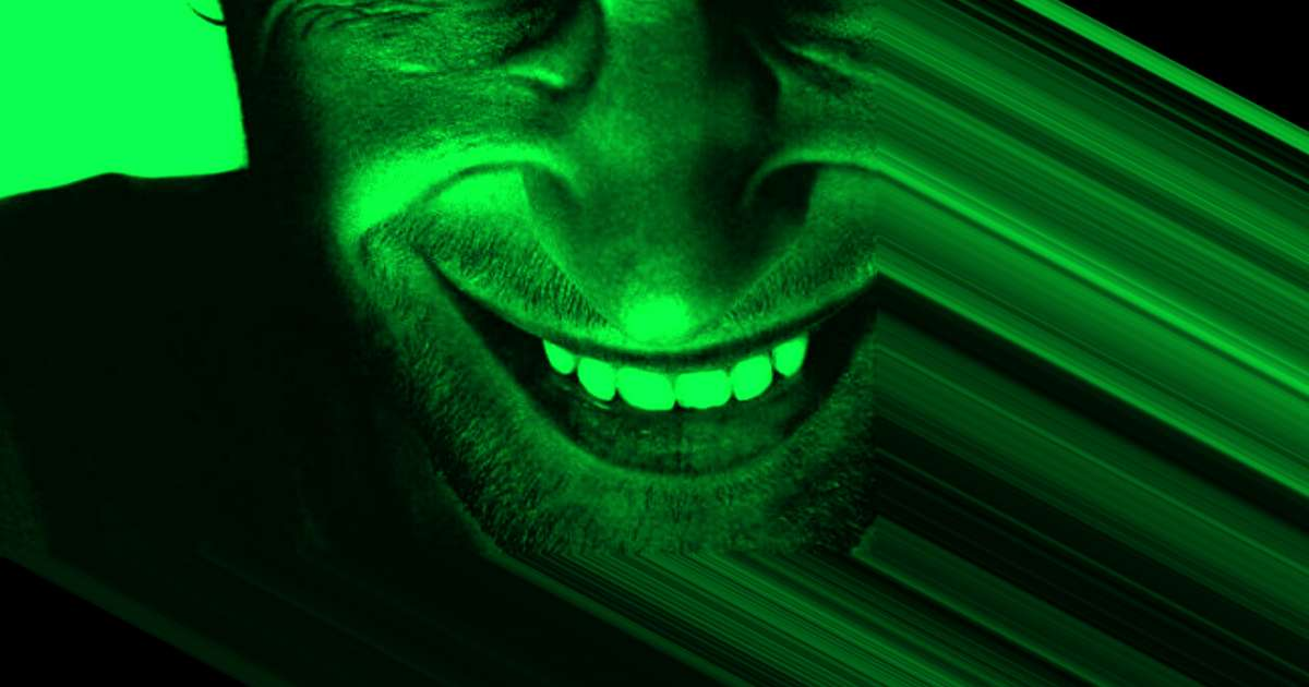 What is it like when Aphex Twin plays your music?