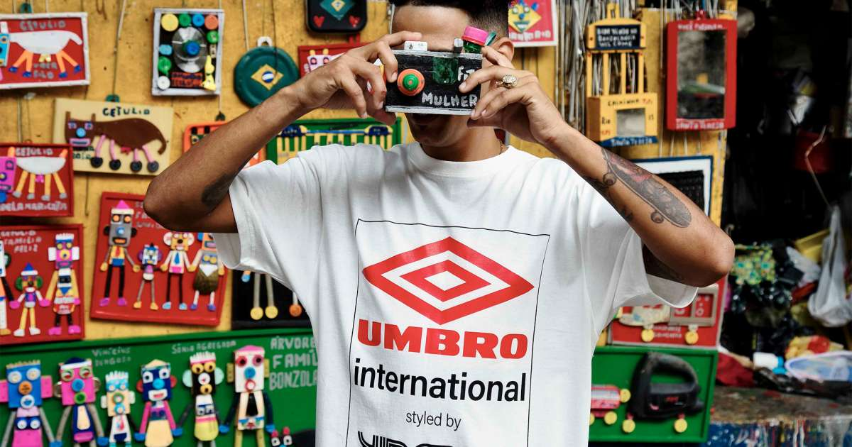 Kinfolk and Umbro reveal their Rio-inspired collaboration