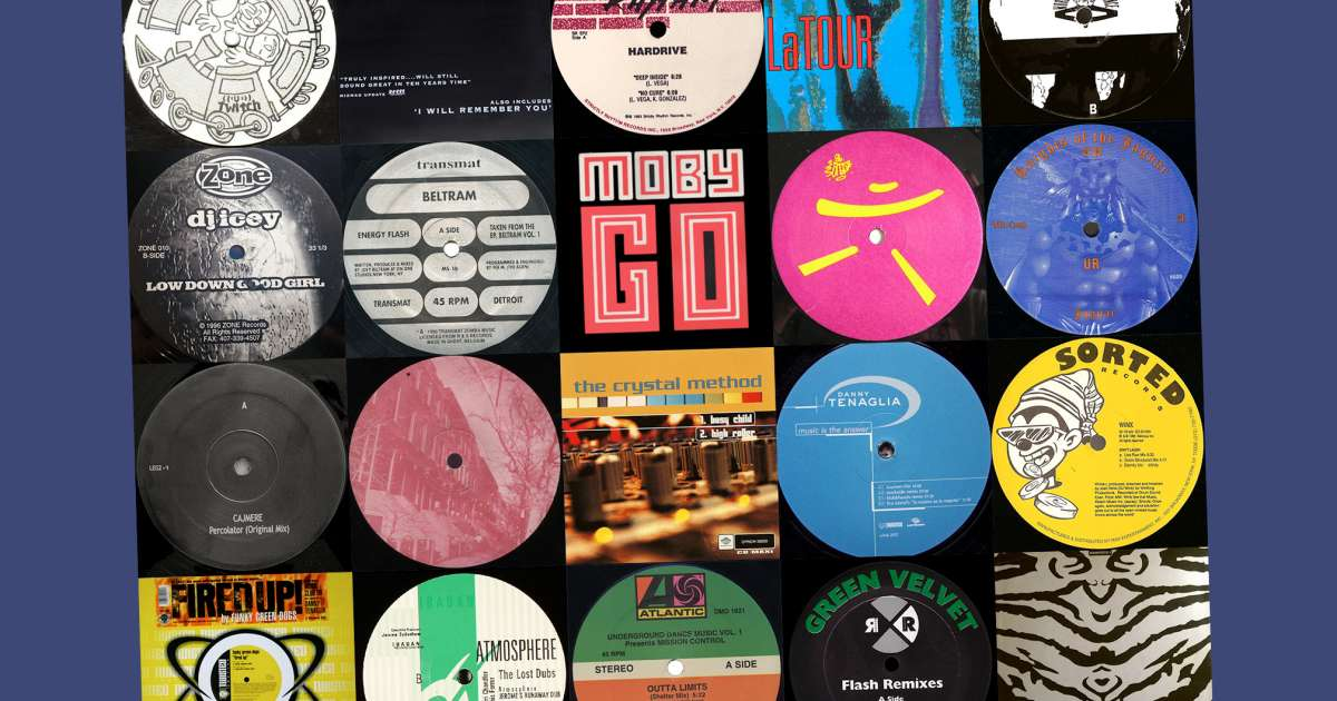 The 20 best US rave anthems of the '90s