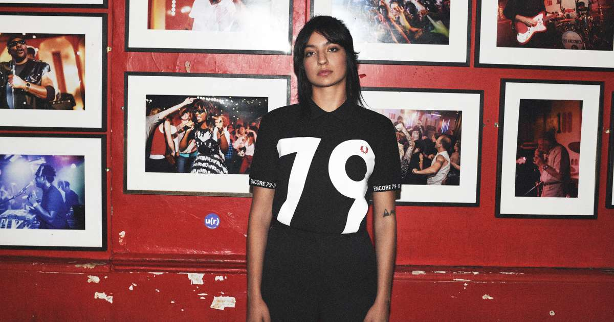 Fred Perry release 79-19 anniversary shirts with The Specials