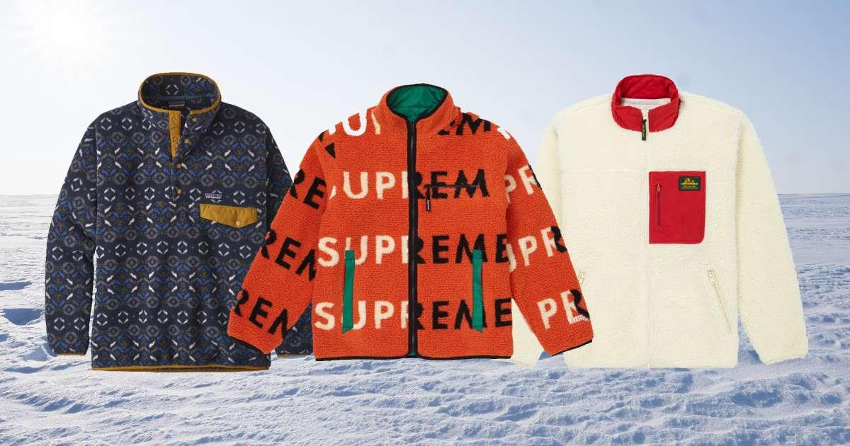 10 fleeces to help you comfortably survive winter