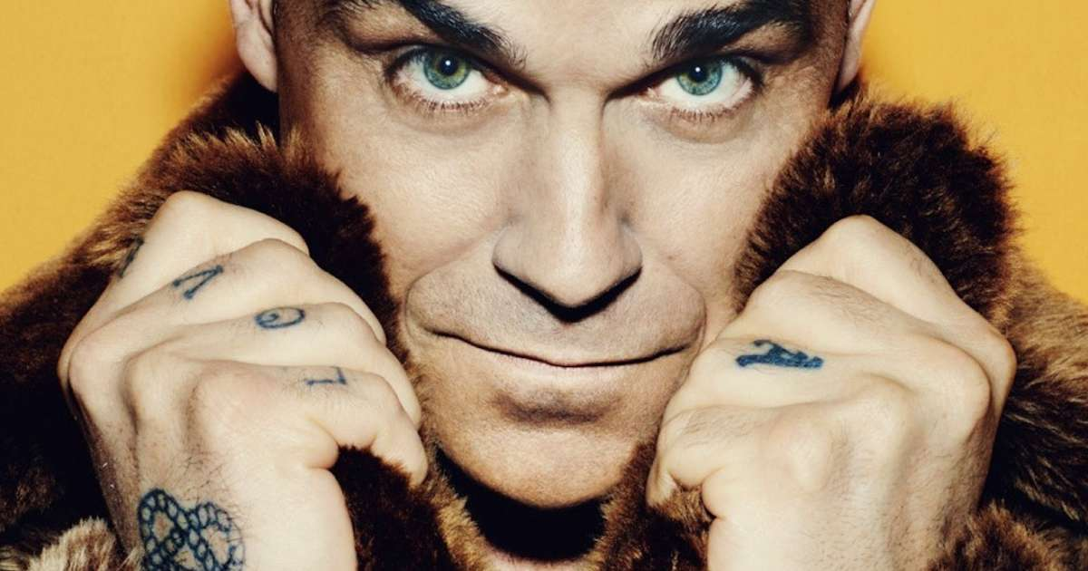 "Robbie Williams: ""Everyone wants to do tropical house, I don't get it!"""