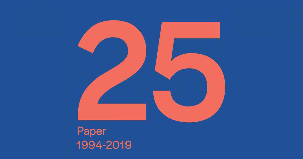 25 classic tracks from 25 years of Paper Recordings