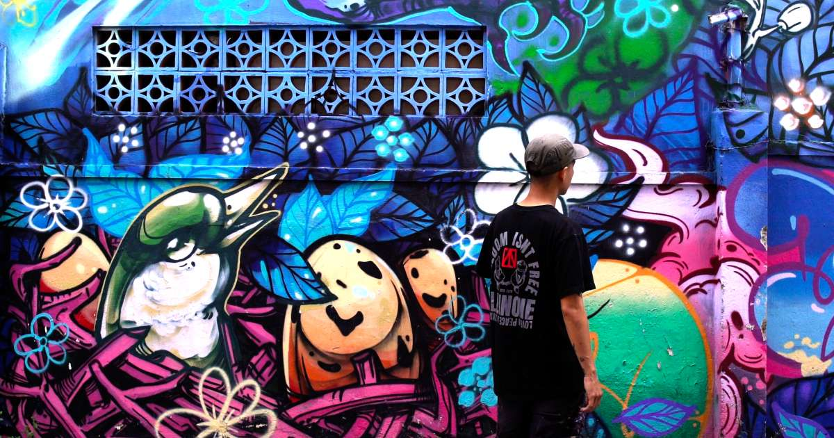 Ho Chi Minh City has one of the most vibrant street art and fashion scenes in the world