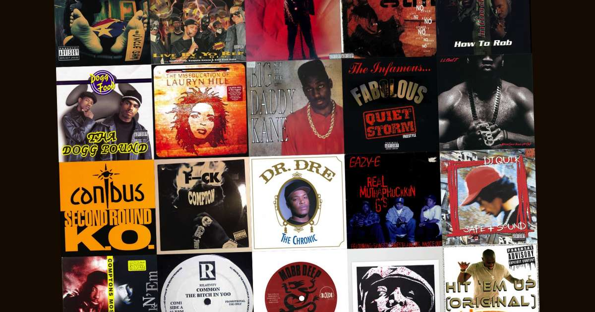 The 20 best hip hop diss tracks of the '90s
