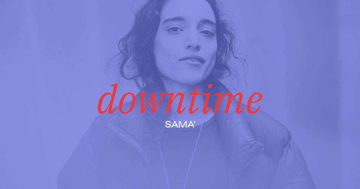 Downtime: SAMA's Lockdown Releases Mix
