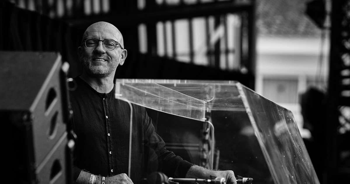100% vinyl: Why Sven Väth will never abandon turntables