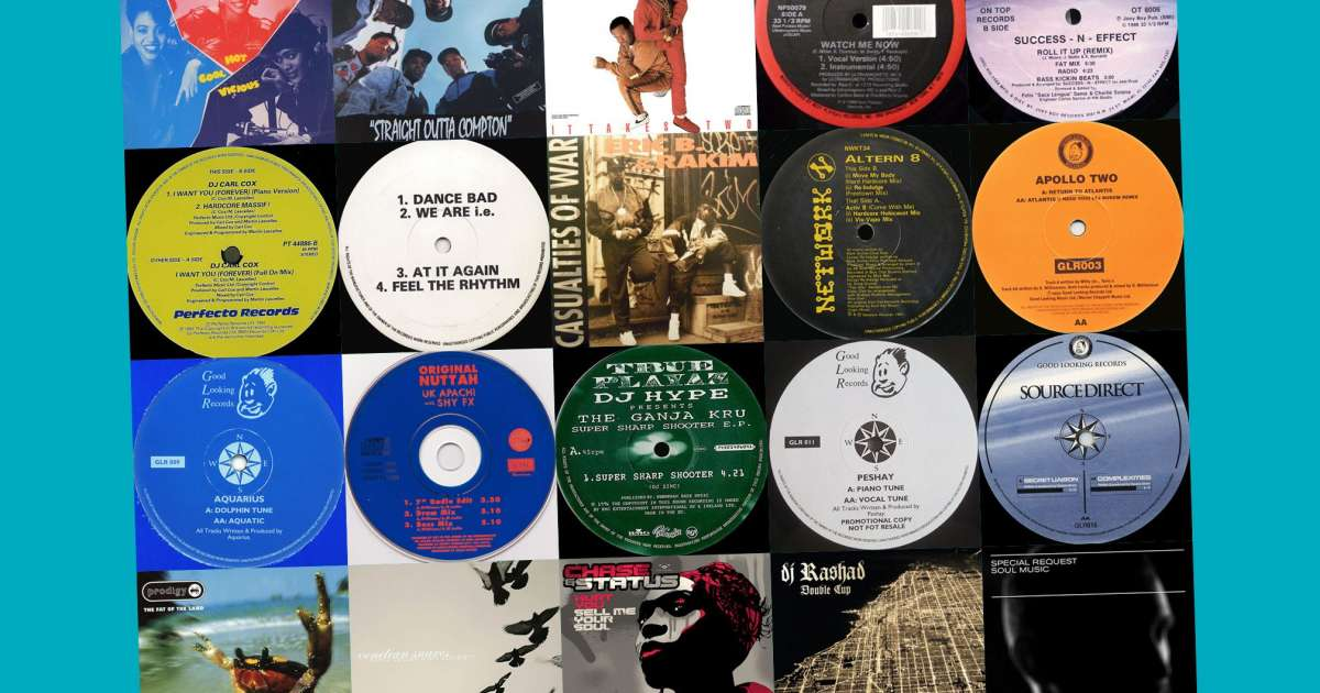 The 20 Best Tracks That Sample The Amen Break Lists Mixmag