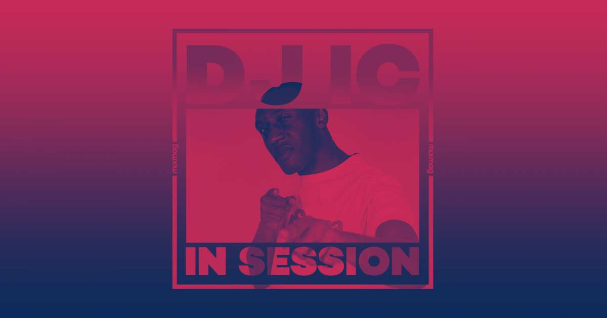 In Session: DJ IC