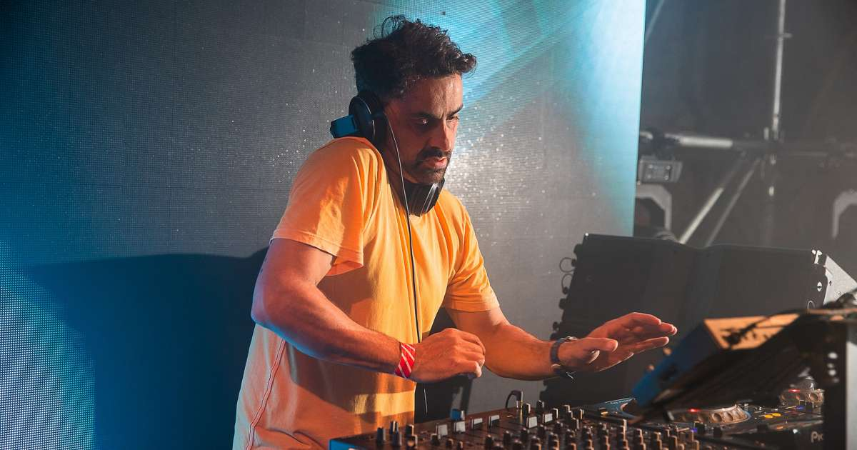 Listen to Yousef's life-affirming mix from The First Dance