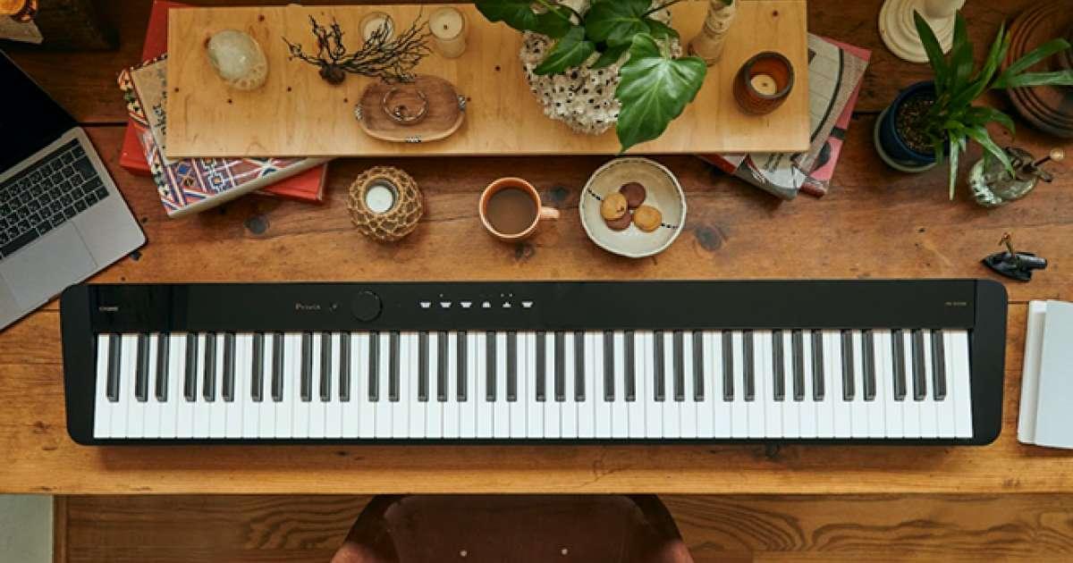 Casio Music UK announces two new digital pianos
