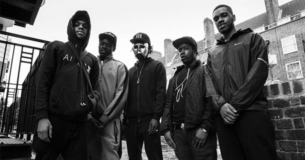 67 >> Uk Drill Crew 67 Call Out The Police And Media For Using Their Genre