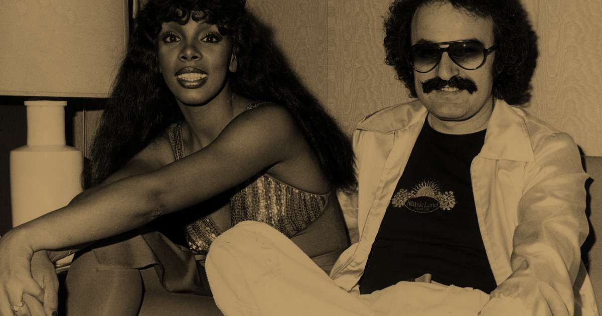 I feel love: Donna Summer and Giorgio Moroder created the template for dance music as we know it