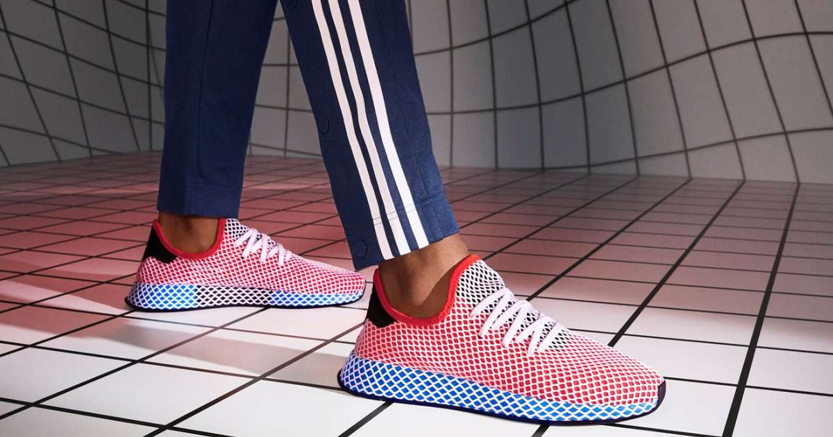 best loved 04981 3533e Check out the all new Deerupt silhouette by Adidas Originals - Fashion News  - Mixmag