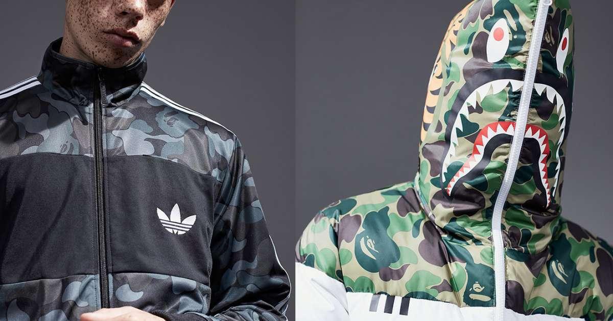 5c764b2ebb9d Adidas Originals by BAPE® - Fashion News - Mixmag
