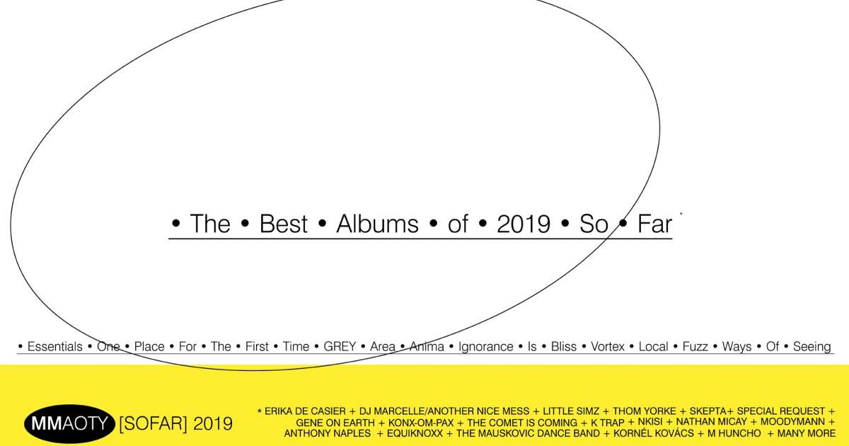 The 27 best albums of 2019 so far
