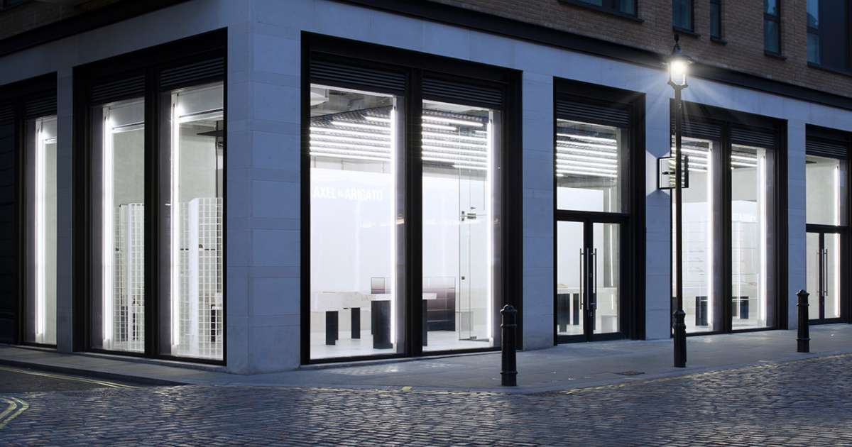 fd7a2c5b77 Axel Arigato opens Flagship London Store - Fashion News - Mixmag