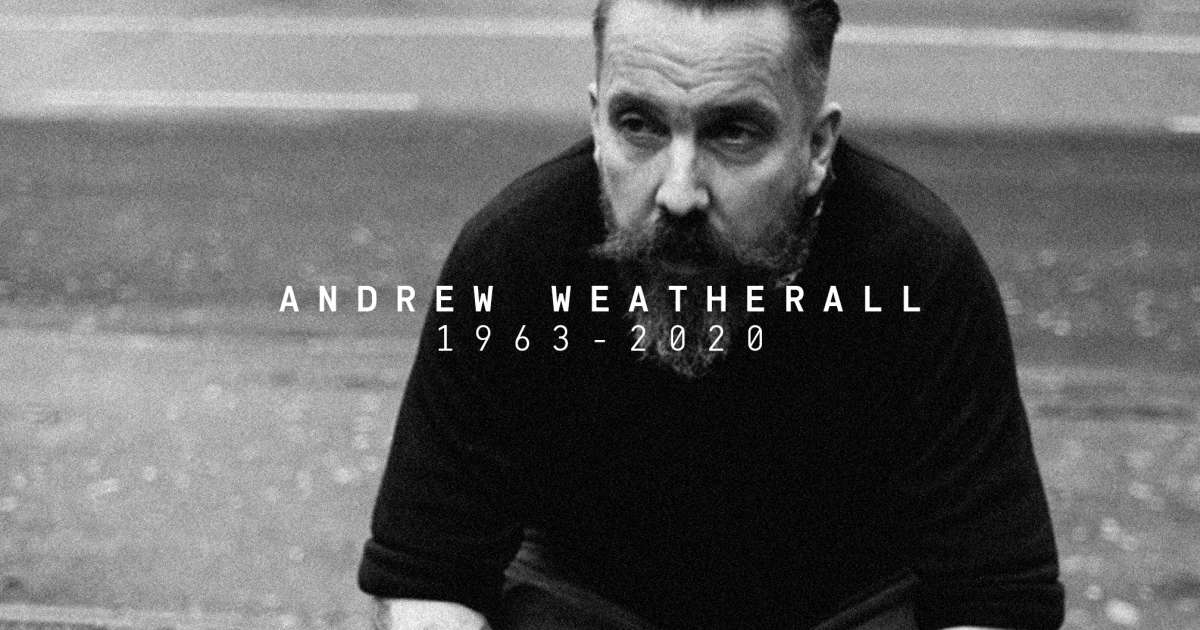 RIP Andrew Weatherall: A sonic revolutionary and free spirit