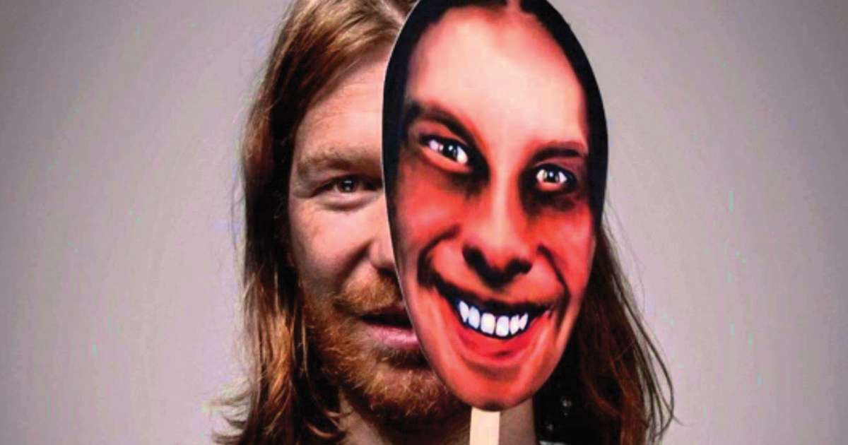 Aphex Twin launches extensive online archive and record shop