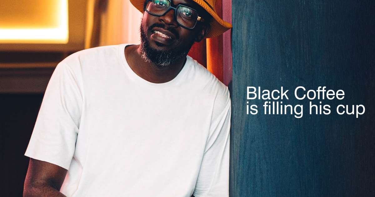 Black Coffee on 'Substantial', South African house and artistic freedo