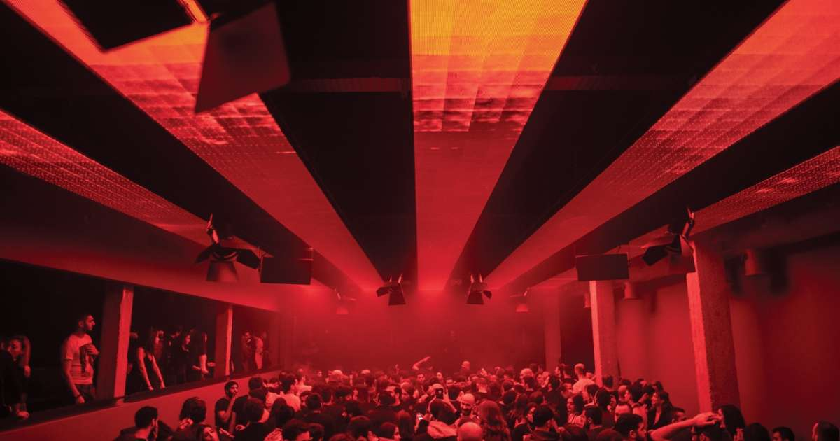 The Ballroom Blitz is building a sustainable scene in the Middle East's party capital