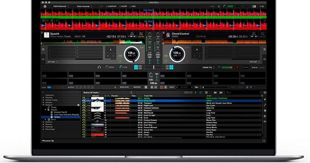 rekordbox dj introduces support for streaming services