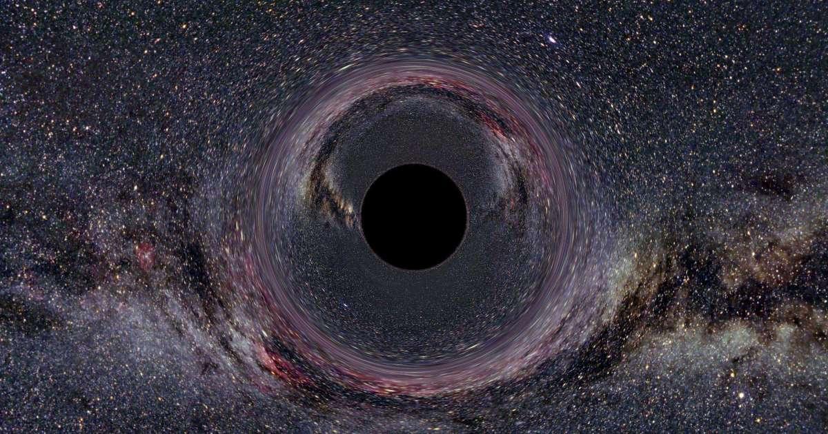 Mathematician creates electronic music album using data from black holes