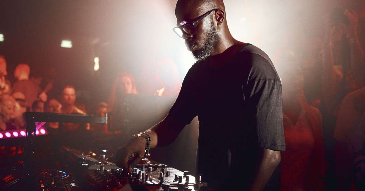 Black Coffee's opening party at Hï was an dimension-shifting extravaganza