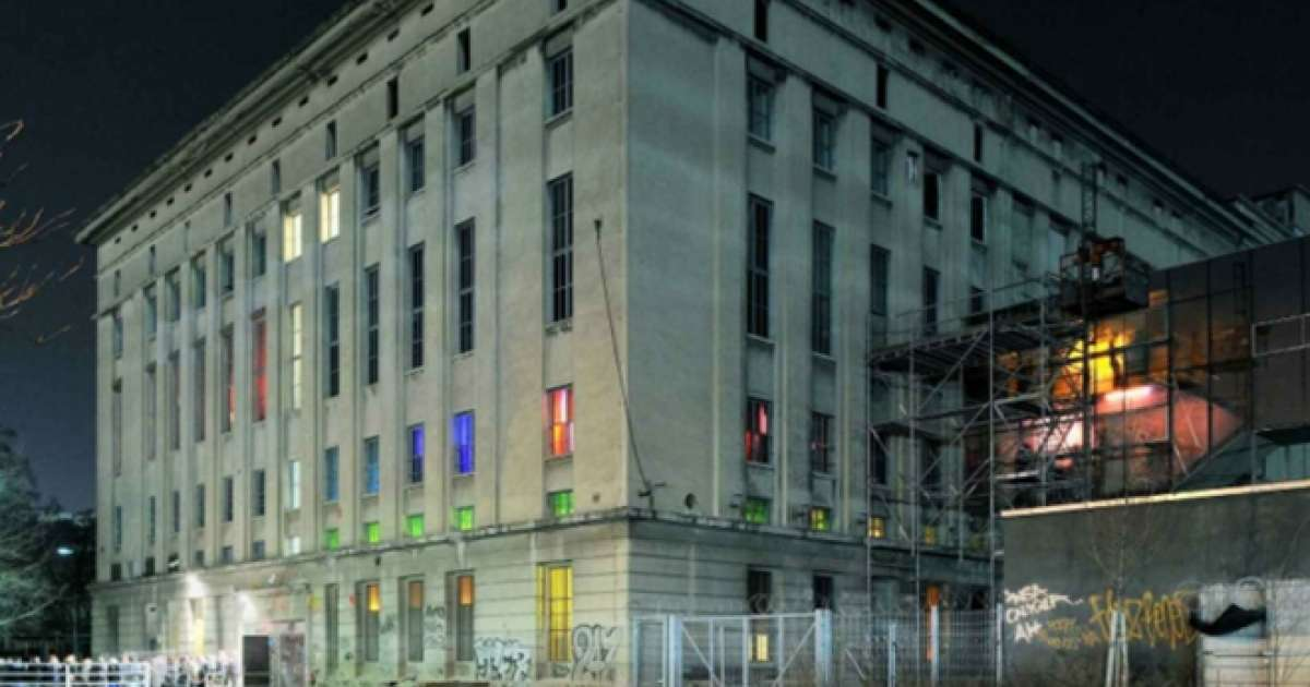 Berghain's ice skating rink criticized for using fake ice
