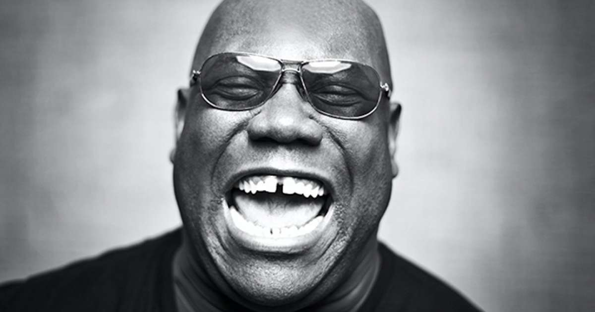 "Carl Cox: ""1990-1994: Those were the best years"""