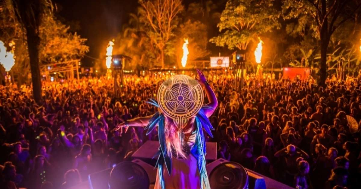 Envision Festival expands to a weeklong experience for 10-year anniversary