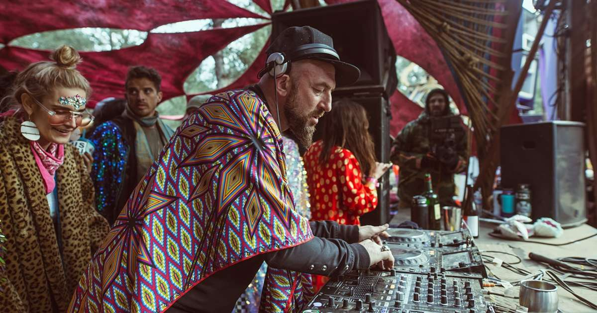Mikey Lion interviews Damian Lazarus on the world's best parties and rave omens - Blog - Mixmag
