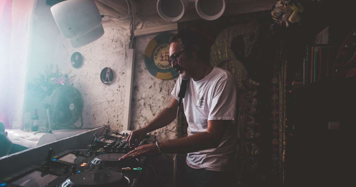 10 uplifting records from DJ Harvey's magical Pikes Ibiza party