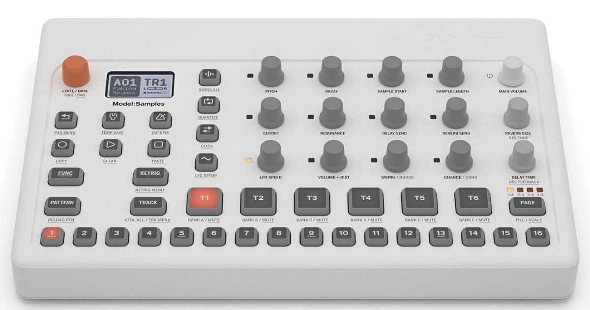 Elektron's easy-to-use Samples could be one its best machines yet